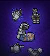 Gauntlet Hand Symbol Pack 3
