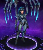 Kerrigan - Queen of Ghosts