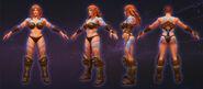 Sonya cosplay 1
