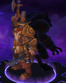 Greymane - Hunter - Human