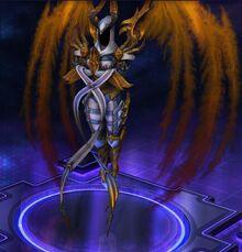 Auriel - Demonic - Orange
