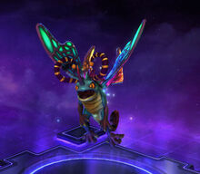 Brightwing - Fey Dragon
