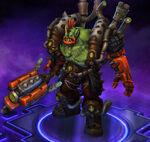 Garrosh - Mad Axe - Mutant