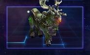Reign-deer - Green