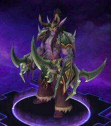 Illidan - Eredar Armor