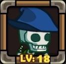 Level 18 BoneShot(Blue)