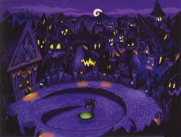 File:Halloween Town Room (Art).png