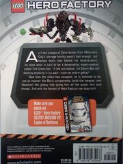 The Doom Box back cover