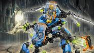 Surge & Rocka Combat Machine