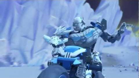 LEGO® Hero Factory Character Spot - Stormer XL HD
