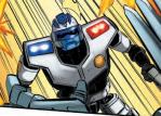 Chief Drax Comic