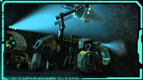 LEGO® Hero Factory - BULK DRILL MACHINE