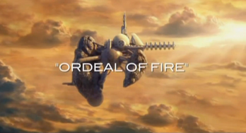 Ordeal of Fire Title
