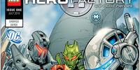 Comic 1: Trials of Furno