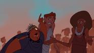 Hercules getting in trouble