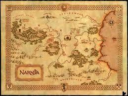 La geografia de narnia-por samuelmat