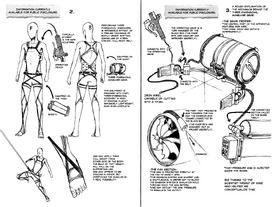3d Manuver Gear Info