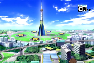 Bakugan City