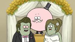 Muscle Man's Wedding