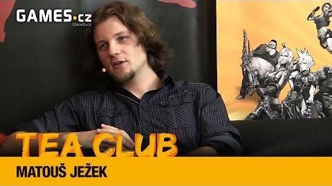 Tea Club 7 Matouš Ježek o Hero of Many a vyprávění příběhů