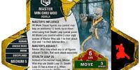 Master Win Chiu Woo