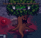 Guardian of the Haunted Forest
