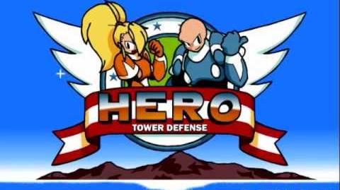Hero Tower Defense - April Fool's 2012