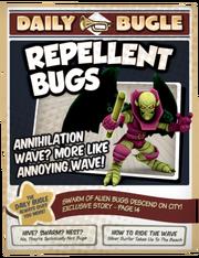 Repellent Bugs