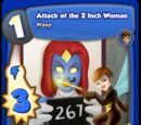 Attack of the 2 Inch Woman