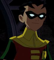 Young Robin II