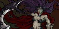 Necroverse Witch