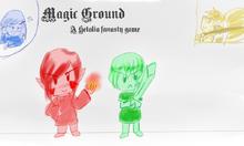Magic ground part 1 by waveripple-d7vxzsj