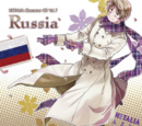 Hetalia: Axis Powers Character CD Vol.7- Russia