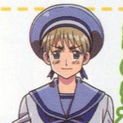 Sealand's anime design