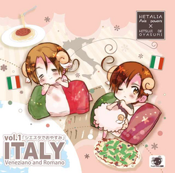 Sleeping with the Italy brothers