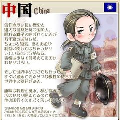 Chibi China