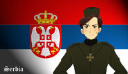 SERBIA wallpaper