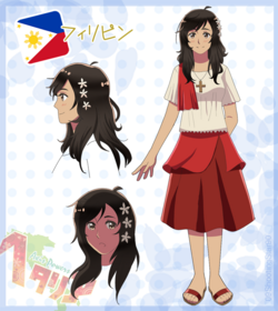 Hetalia philippines by 09shootingstar90-d5ne9p0