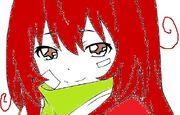 Line Art Aisaka Taiga by harmony06