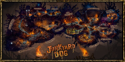 Junkyard Dog Dungeon