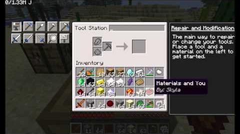 Mod Spotlight - Tinkers Construct