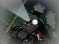 Haunted Train, phantom