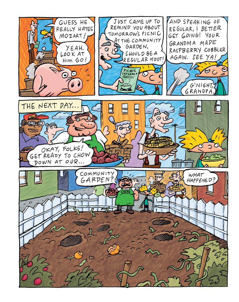 Nick comics 10. Page 2