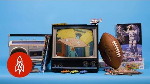 'Move It, Football Head!' Secrets From the Creator of 'Hey Arnold!'