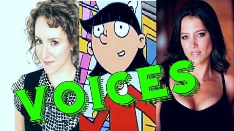 Hey Arnold The Jungle (Movie) Voices Cast Actors & Characters ✔