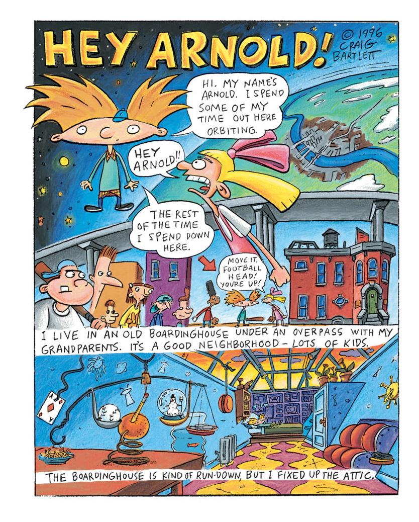 Nick comics 15. Page 1