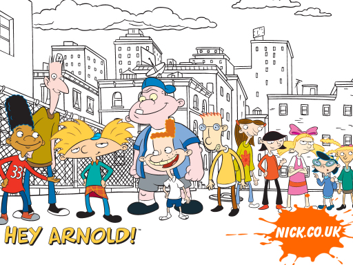 File:All charaters of hey arnold.PNG