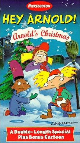 File:Hey Arnold! Arnold's Christmas VHS.jpeg