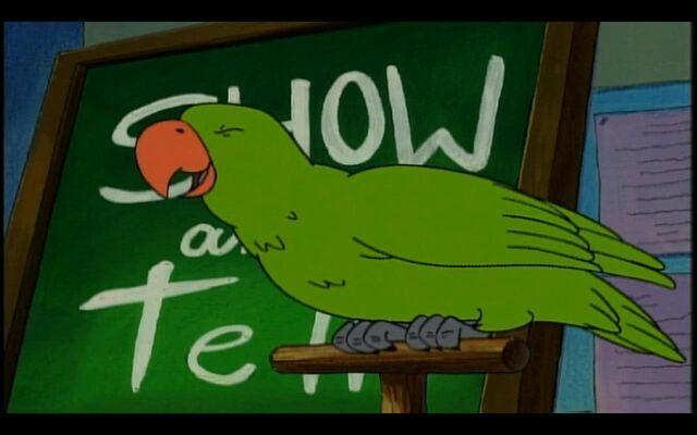 File:Helga's parrot, bird.jpg
