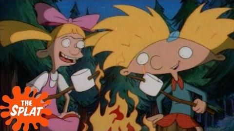 Singing by the Campfire Hey Arnold! The Splat